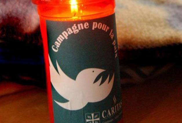 Les bougies de la paix 2019