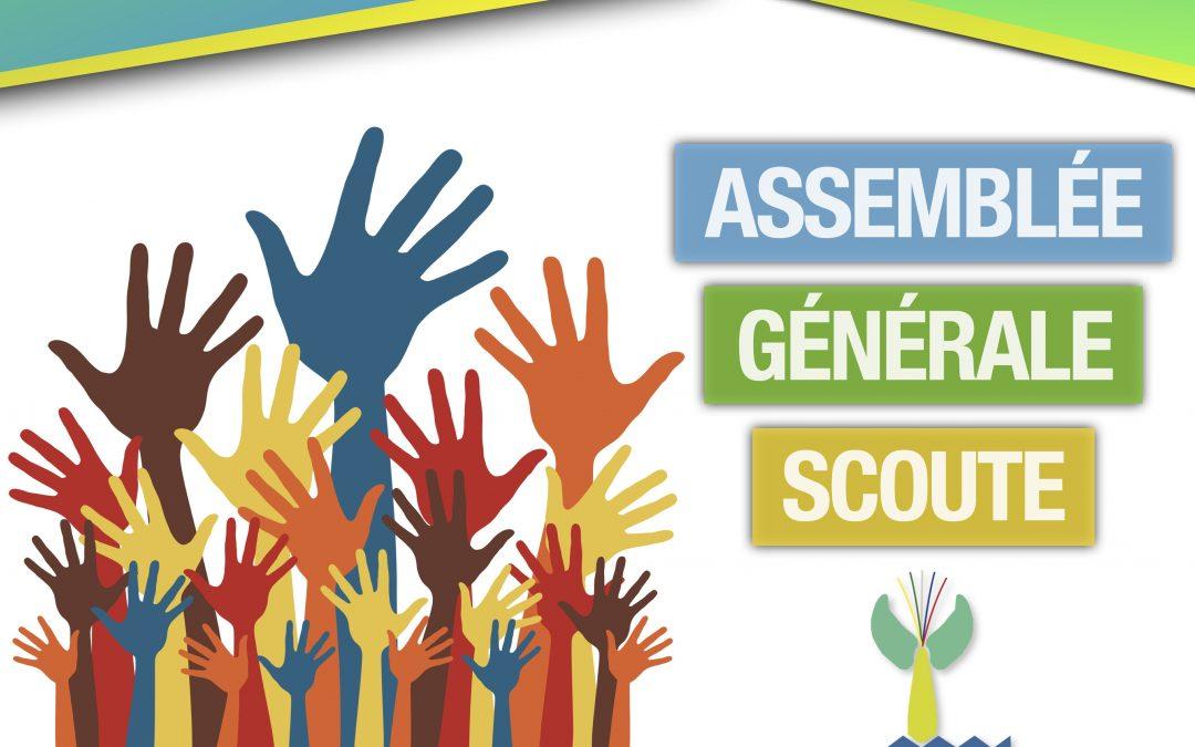 Rappel : Assemblée générale annuelle 2020